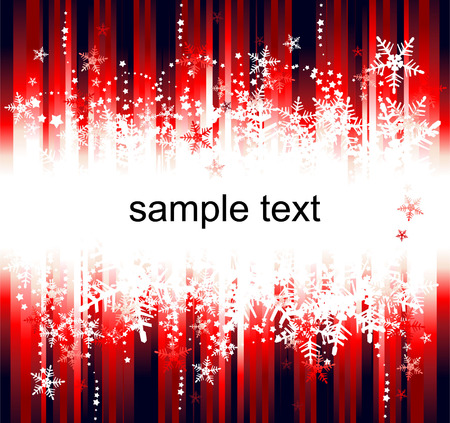 simplicity: Holiday background with place for your text
