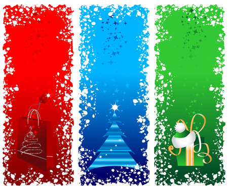 Christmas background Stock Vector - 3967958