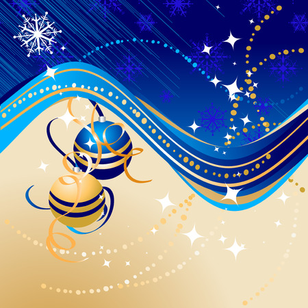 Christmas background for your design Stock Vector - 3967957