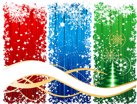 gree: Christmas background for your design