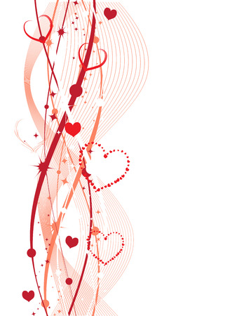 Valentine background for your design Stock Vector - 4230880