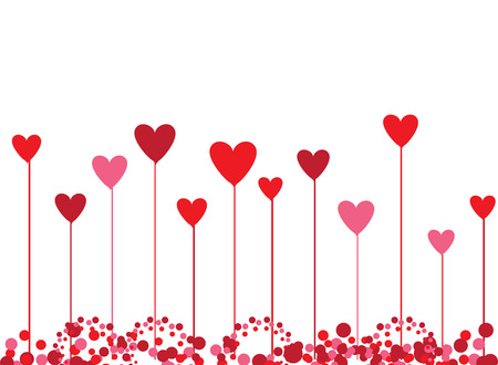 Valentine background for your design Stock Vector - 4277544