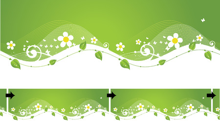 Summer background seamless for your design Vector