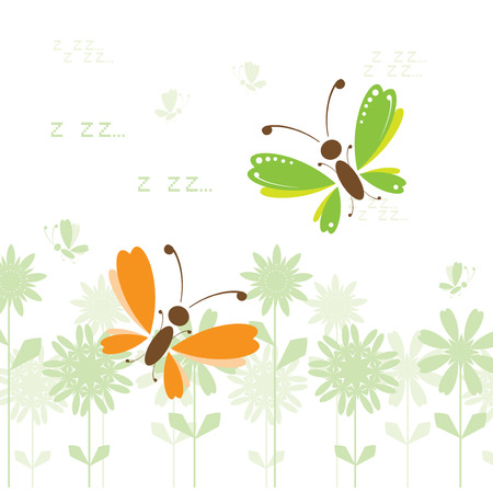 Summer background for your design Stock Vector - 4970653