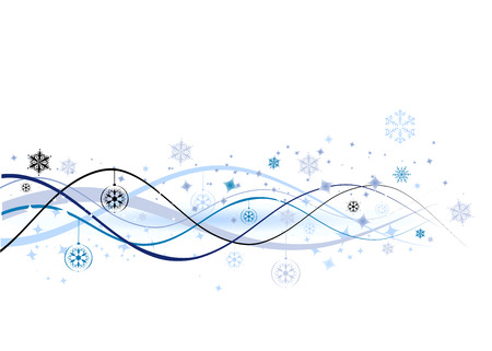 Christmas holiday background, vector illustration for your design Stock Vector - 5737012
