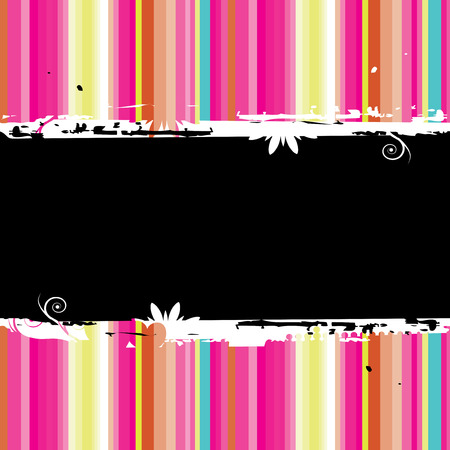 Background colorful seamless. Place your text here. Vector
