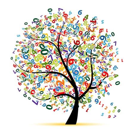onderwijs: Digitale boom voor uw ontwerp