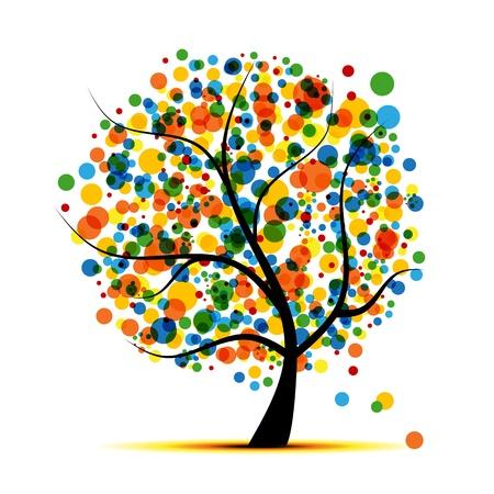 Árbol abstracta para su diseño