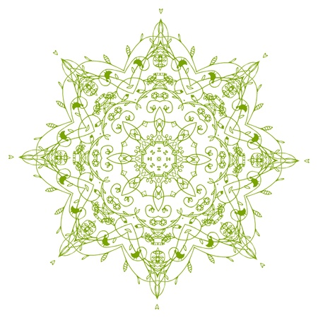 Arabesque ornament for your design