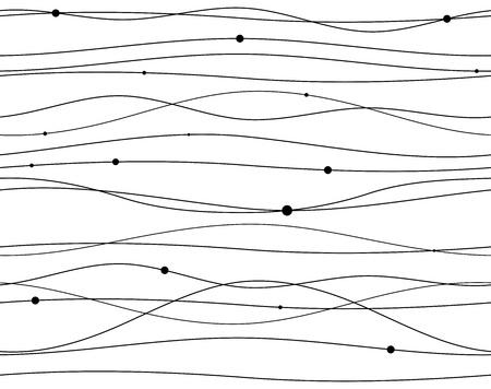 Abstract naadloos patroon voor uw ontwerp