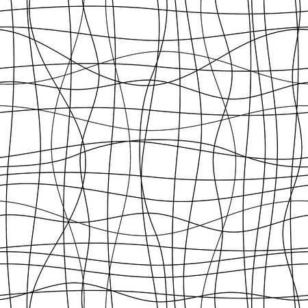 horizontal line: Abstract seamless pattern for your design