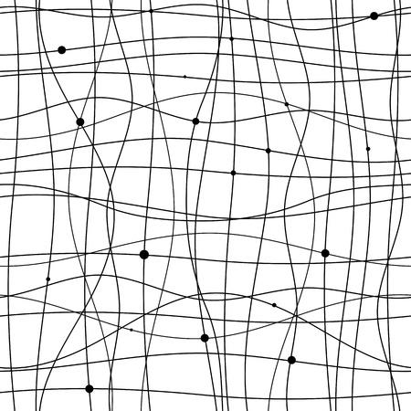 Zusammenfassung nahtlose Muster für Ihr Design