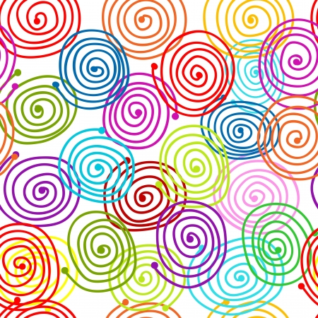 Abstract swirl pattern for your design Stock Vector - 16125613
