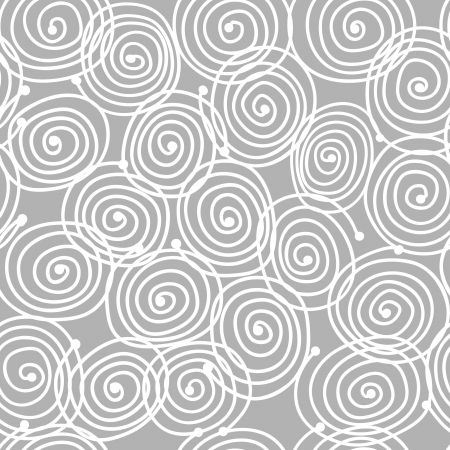 ful: Abstract swirl pattern for your design Illustration
