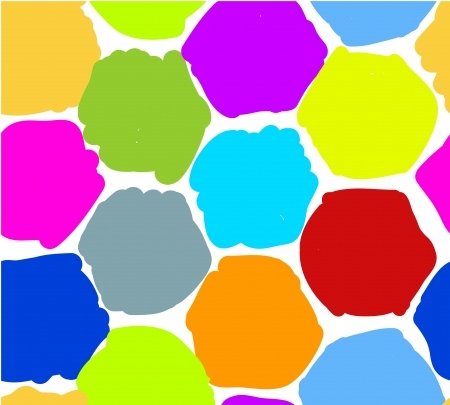 Abstract honeycomb pattern for your design Stock Vector - 16125518