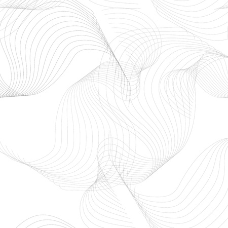 ful: Abstract wave pattern for your design