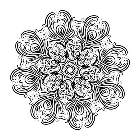 Arabesque ornament for your design Stock Vector - 19009313