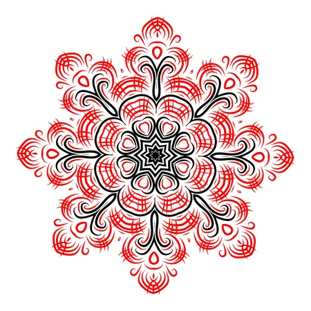 Arabesque ornament for your design Stock Vector - 19009311