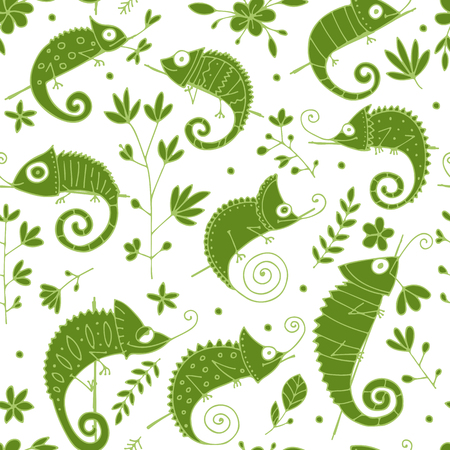 texture: Chameleon collection, seamless pattern for your design