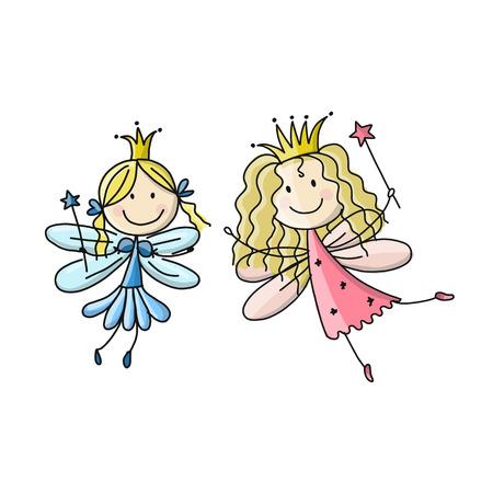 Leuke kleine feeën