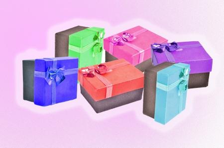 Gift Box Stock Photo - 21620816