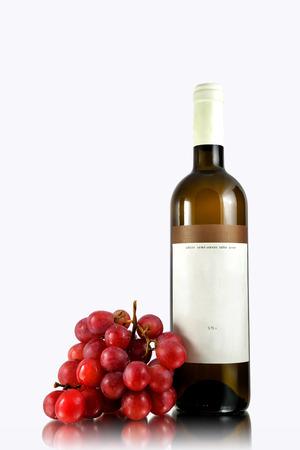 closed corks: Wine Stock Photo