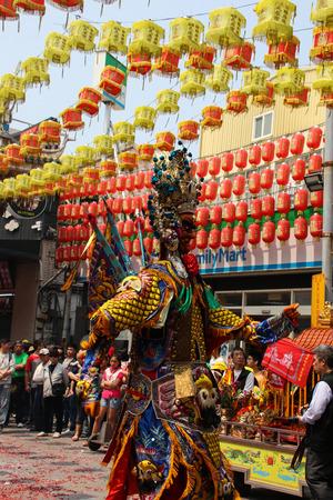 Taiwan Temple Activities 에디토리얼