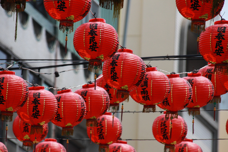 Taiwan Temple Activities 스톡 콘텐츠 - 110097853