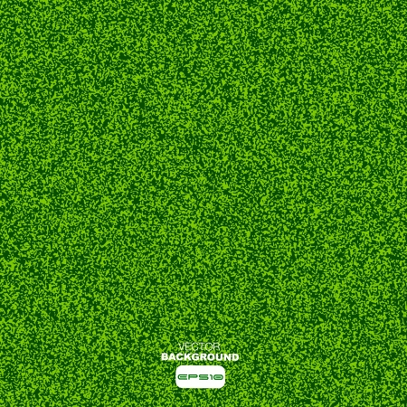 green grass texture background design Stock Vector - 17722926