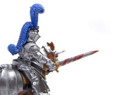 full metal jacket: knight in armor