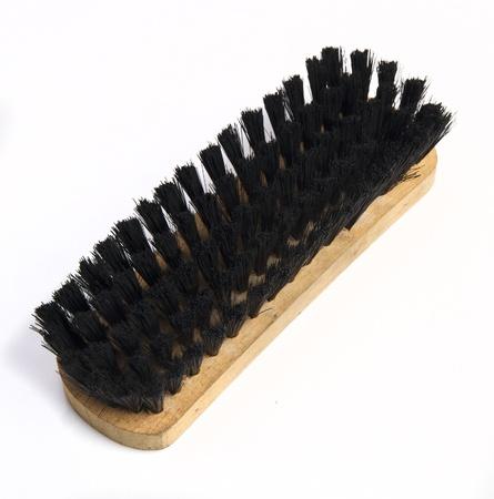 shoes brush Stock Photo - 21412302