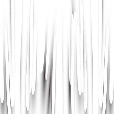 abstract white shapes background Vector