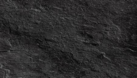 sedimentary: black stone Stock Photo