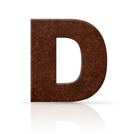 key words art: D letter