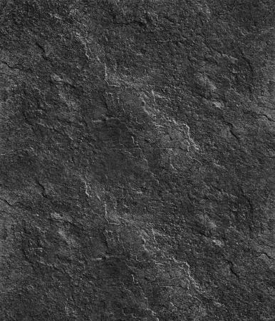 black limestone rock texture Stock Photo