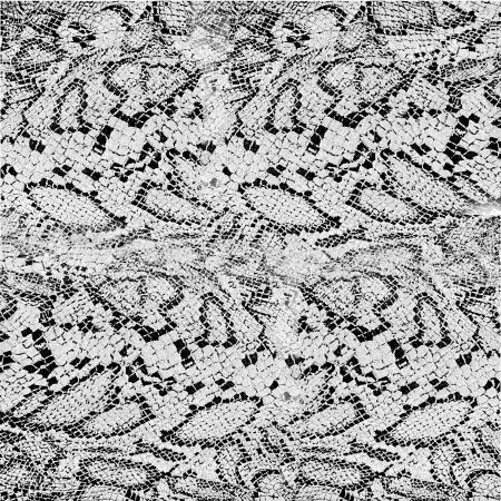 slang huid textuur
