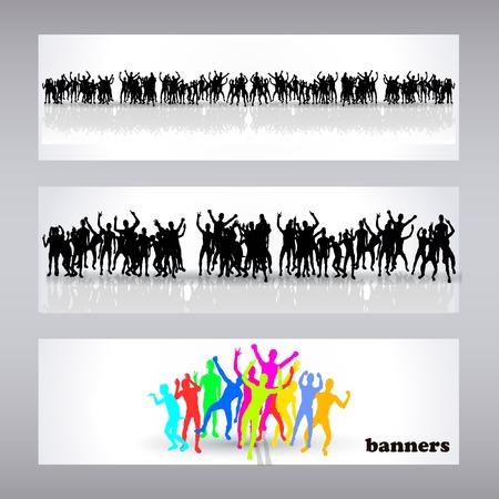 black people: black people silhouettes