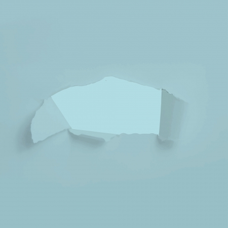 paper hole abstract background Vector