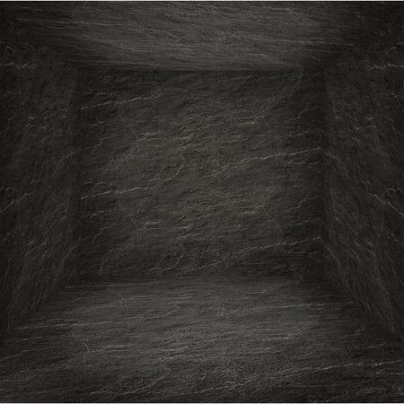 black empty room photo