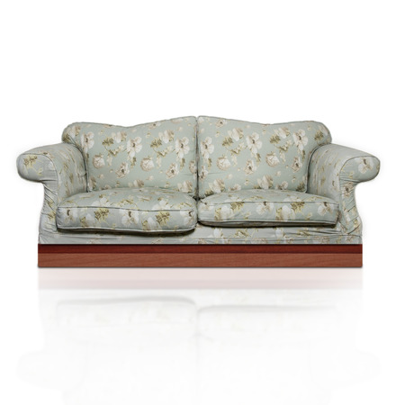 vintage sofa photo