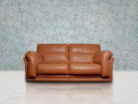 vintage room and sofa photo