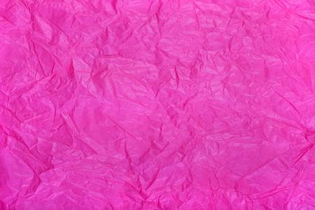 wrinkled paper: