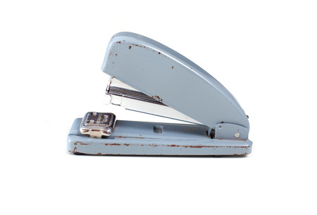staplers: stapler  isolated in white