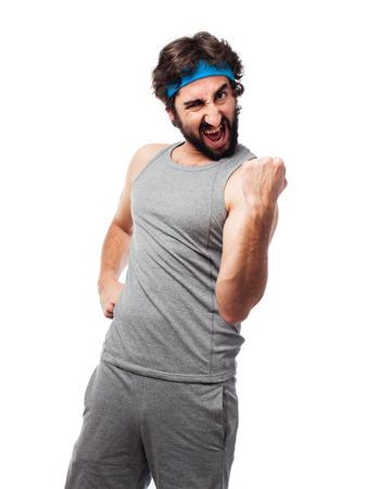sportsman: sportsman winner