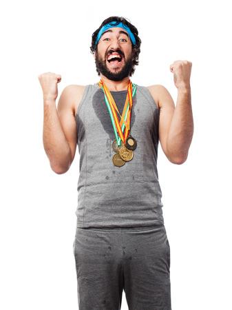 sportsman: successful sportsman