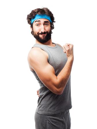 sportman: crazy sportman