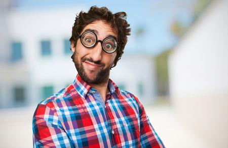 egghead: crazy fool man