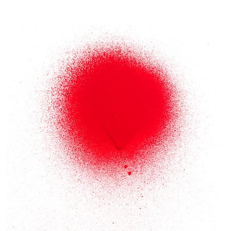 spray paint photo