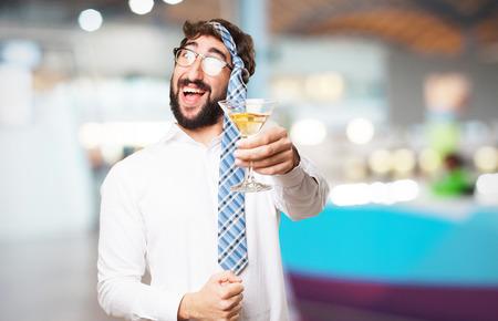tonto: enga�ar a hombre en una fiesta