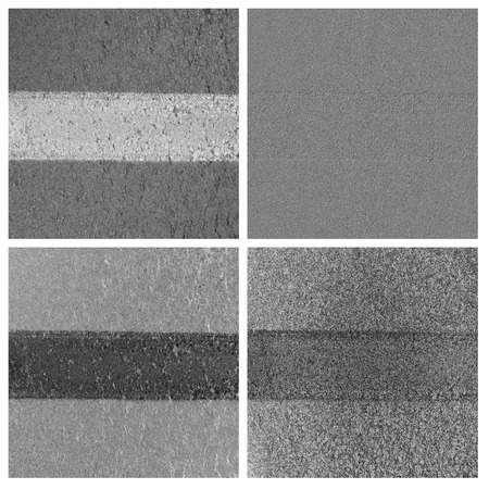 asphalt line texture